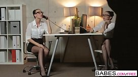 Babes - Office Obsession - Aidra...