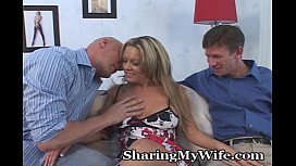 Pervert Hubby Shares Wife...