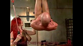 Guy electro tortured and...