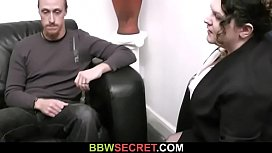 Big tits bitch seduces...