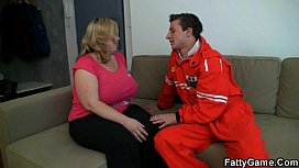 BBW is lured into...