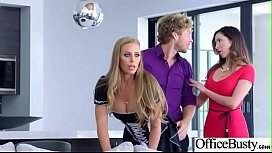 Nicole Aniston Hot Office...