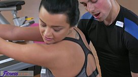 FitnessRooms Multiple orgasms for...