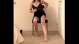 Beautiful british milf does...