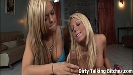POV double blowjob from...