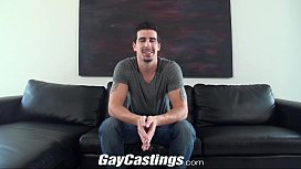 Gay Castings Straight stud...