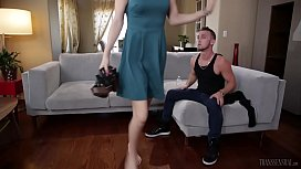 Stefanie Special consoles her...