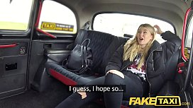 Fake Taxi Cute blonde...