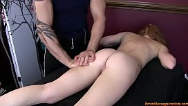 Alex Tanner Gets Erotic Massage and Happy Ending