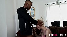 Spunk For My Step Punk Mila Milan and Dru Hermes  Full Version at PureXXXFilms