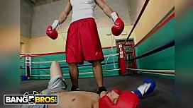 BANGBROS - Two Studs Fight...