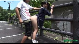 Asian Girl Fucked While...