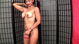 Exotic Beauty Striptease and...