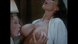 Italian Vintage Porn It Starts With Two Hot Lesbians And It Turns In Threesome