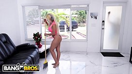 BANGBROS - Lovely Latin Housewife...