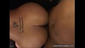 Big booty thot with hairy pussy