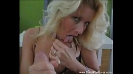 Blonde MILF From Holland...