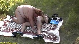extreme fat bbw teen first time outdoor banged