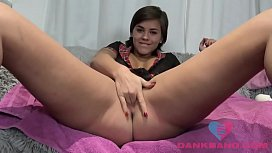 Vic Alouqua squirts with...
