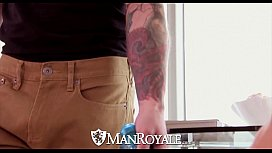 HD - ManRoyale New fuck...