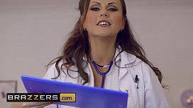 Doctors Adventure - (Tina Kay, Jordi El, Ni&ntilde_o Polla) - Doctors High School Crush - Brazzers