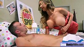 Hard Style Sex On Tape With Big Melon Tits Hot Mommy (nadia styles) movie-25