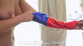 HOLED Cosplay Anal HOOKUP FUCK with Adriana Chechik