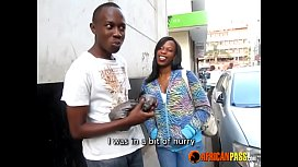 Real African Amateur Friends...