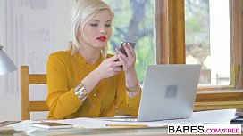 Babes - Office Obsession - Zazie...