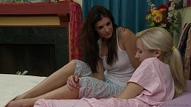 India Summer and Odette...