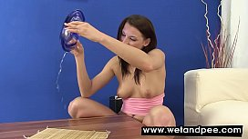 Cutie shows us how dirty she really is