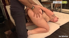 LA NOVICE - #Candys #Max Casanova - Sexy French Cougar Takes It Hardcore From A Young Passionate Lover