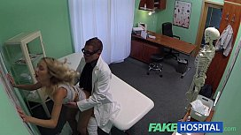 FakeHospital Sales rep caught...
