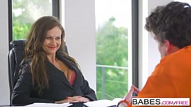 Babes - Office Obsession - Tina...