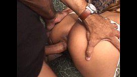 Hairy exotic bitch fucked...
