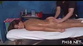 Massage sex movie scene