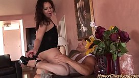 MILF FUCK AT HER...
