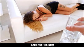 Hung Over Step Daughter...