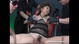 BDSM Extreme Action With...