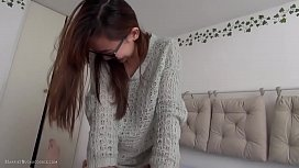 Harriet Sugarcookie fucked by friend teen POV