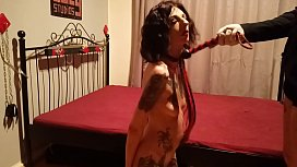 Lucy Ravenblood Extreme Slave Training And Humiliation