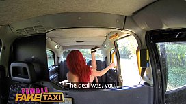 Female Fake Taxi outdoor...