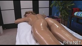 Angel plays with vibrator...