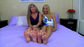 POV Foot Worship 9 TRAILER