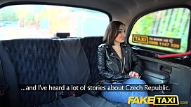 Fake Taxi Squirting screaming...
