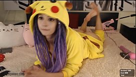 Super Cute Pikachu Girl...