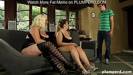 Fat mature mamas a. the young pizza boy