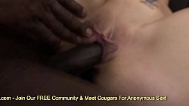 Nicole Love Squeezes A...