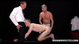 Mormon Twink Fucked By...