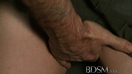 BDSM XXX Black haired...